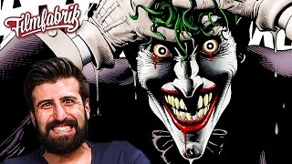 BATMAN: THE KILLING JOKE | Film Kritik | 2016 (HD)