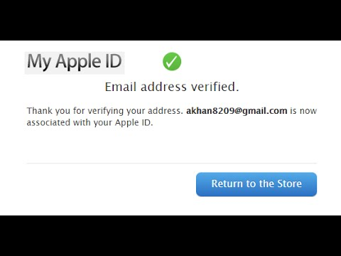 How to Create a Apple ID Without a Credit card Step by Step 2015