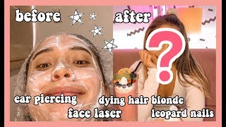 NEW YEAR NEW ME| glo up for 2019 *transformation* *foreign country edition*