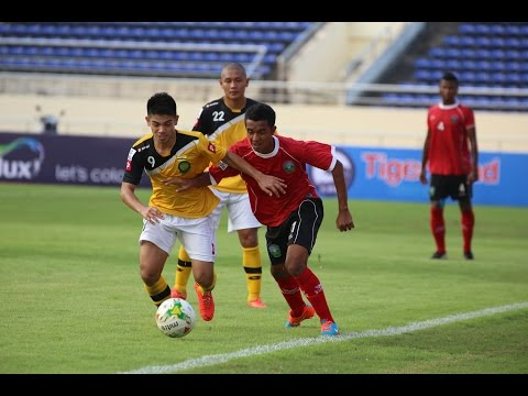 Timor Leste vs Brunei DS: AFF Suzuki Cup 2014 Qualifiers