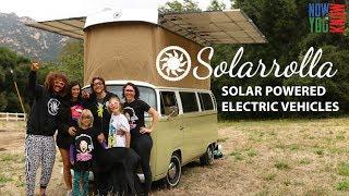 Solarrolla   Solar Powered Electric Vehicles!
