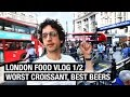 WORST CROISSANT EVER LONDON FOOD VLOG 1 2 mp3