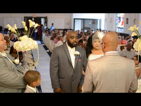 Jessie & Jessica Siler Wedding Preview (Johnny Gill - You For Me)