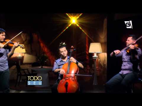 Todo Seu - Musical - Trio Titanium - 24 07 2014 video