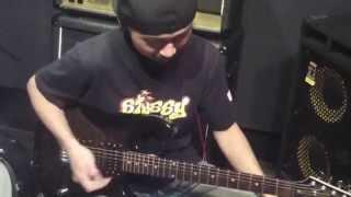 質屋のギターで SIAM SHADE DAITA 風リック