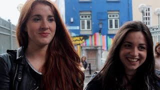 50 PEOPLE ONE QUESTION - DUBLIN, IRELAND 2014