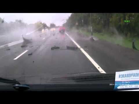 ДТП на Новорязанском ш. 24.09.2013