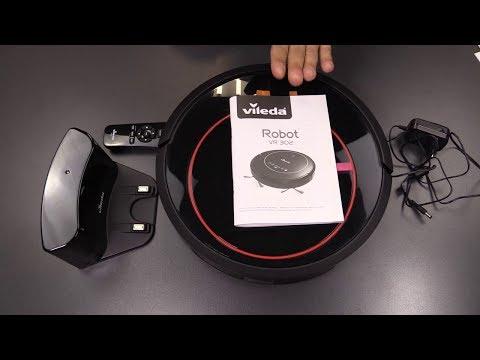 Vileda Saugroboter VR 302 - TEST Vileda Robot VR 302