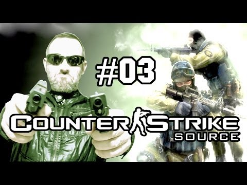 MANUEL JUEGA CON UNA CHICA | Counter Strike Source | Ep 03
