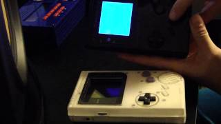 Gameboy DMG Amplifier Modded (Comparison)