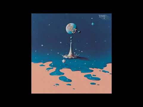 ELO - Time: Ticket to the Moon (HD Vinyl Recording)