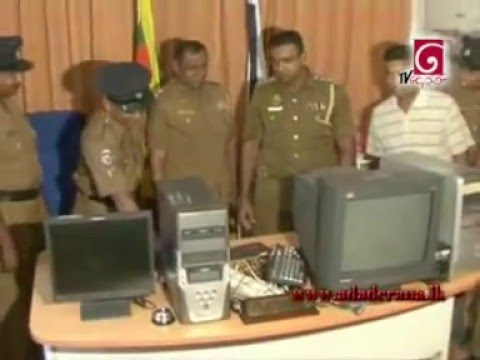Suspected LTTE sympathizer nabbed for selling porn to students