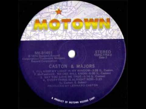 I'll Keep My Light in My Window - Caston & Majors  (original)