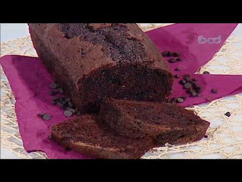 كيكه الشوكولاته  بالكوسه الشيف #غفران_كيالي من برنامج #هيك_نطبخ #فوود