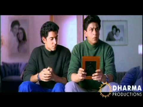 An Emotional Scene - Kabhi Khushi Kabhie Gham - Deleted Scene...