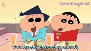 HD Phim Hoạt Hình Shin Cậu Bé Bút Chì Tập 3