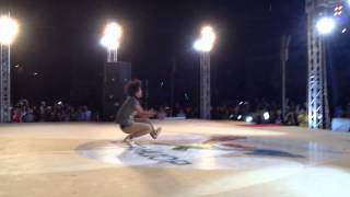 Les Twins Criminalz in Kyrgyzstan