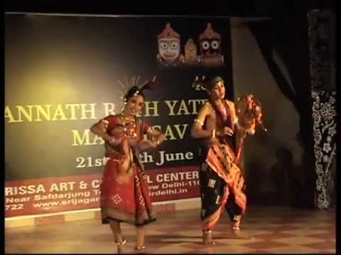 Sambalpuri Folk Dance That Is Danda From Orissa By Shimran Zaman And Philip Kevin D Souza video