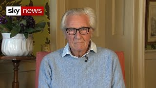 Lord Heseltine: No deal Brexit a 'grotesque act of national self-harm'