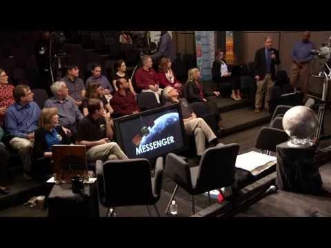 NASA Celebrates MESSENGER Mission Prior to Surface Impact on Planet Mercury