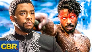 Black Panther 2: Killmonger's Scars Point to a Powerful Wakandan Tribe