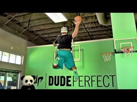 Dude Perfect's Office Edition