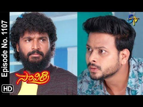 Savithri | 17th October 2018 | Full Episode No 1107 | ETV Telugu