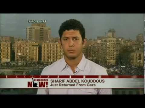 "Sharif Abdel Kouddous on Gaza's ""Severe Damage""; Why Truce Won't Stop Violence of Occupation"