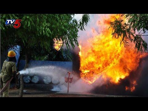 Fireworks Factory Blast | 10 Killed in East Godavari