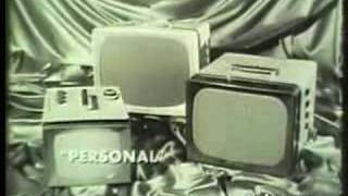 GE TV SETS 1960