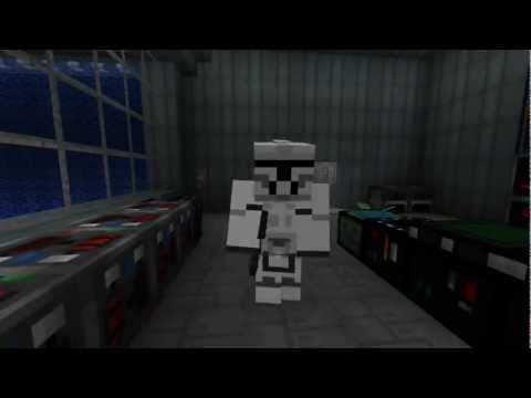 Minecraft star wars [Episode 1] | Fr