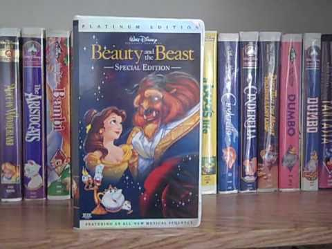 My Disney VHS Collection 2011 Edition - (Part 1)