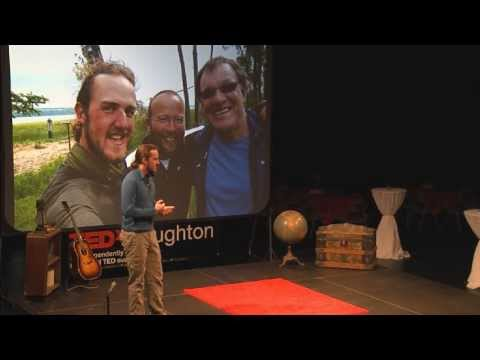 Providence, C'Est La Vie: Tim Gallaway at TEDxHoughton