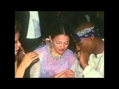 madonna and Tupac - I'd rather be your lover - 1994 unreleased