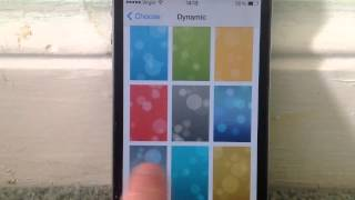 How To Get More Dynamic Wallpapers on iOS 7!