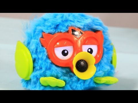 Furby Party Rockers Creature Blue / Furby Party Rockers Niebieski - Hasbro - www.MegaDy