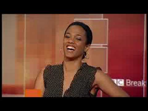Doctor Who- Freema Agyeman on BBC Breakfast - July 4th 200 Video