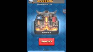 Clash Royale EP1. Incredibile vittoria...o forse no