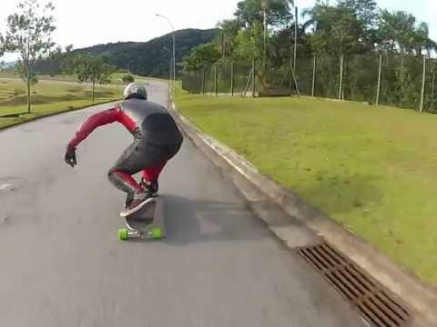 Downhill Skate Alphaville