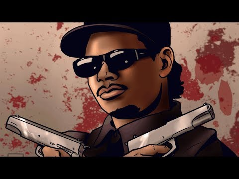 Eazy-E, 2Pac, Ice Cube - Real Thugs (NEW 2018 Banger Music Video) [HD]