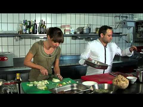 Berlin kocht mit Meisterkoch Matthias Dieter