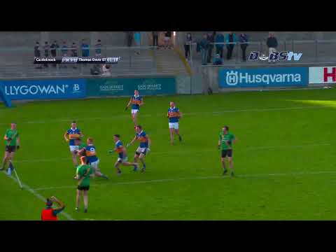 Dublin Senior 1 Football Quarter-Final - Castleknock v Thomas Davis.