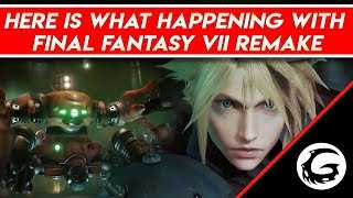 Here is What's Happening With Final Fantasy VII Remake - Big Event in April? | Gaming Instincts