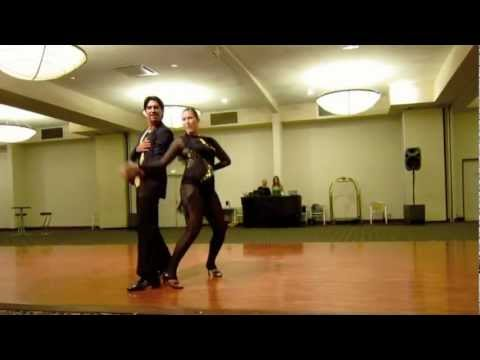 BACHATA Shines choreo - Juan and Josie