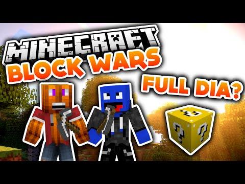 Full Dia - richtig viel Glück! - Minecraft Block Wars (Deutsch/German)