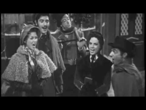 a christmas carol 1954 part (1-5)