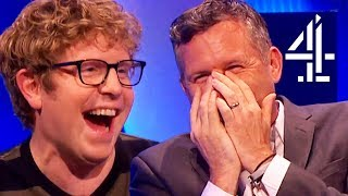 Adam Hills Hilariously Messes Up His Prince Philip Anecdote! | The Last Leg