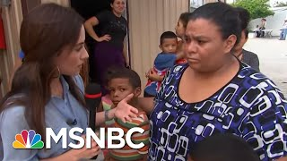 Migrant Risks It All To Flee Honduras: 'They Want To Kill My Family' | Hallie Jackson | MSNBC