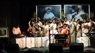 Songs led by Smt. Swastika Mukhopadhyay