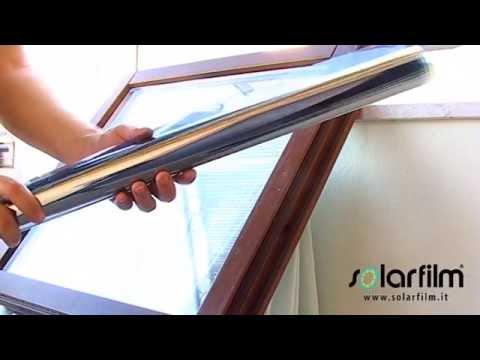 """""""Fai da Te"""" Installare le pellicole oscuranti vetri e protezione solare – www.solarfilm.it"""